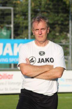 Trainer Felix Mätzler