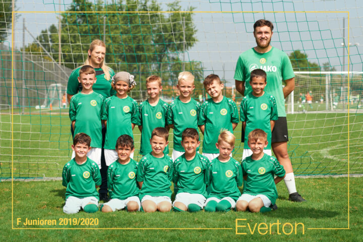 F-Junioren-Everton