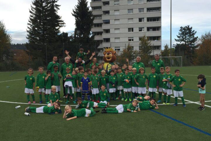 F-Junioren Camp